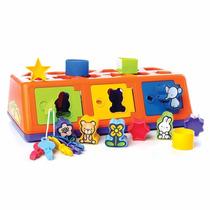 Caixa Encaixa Original - Estrela Brinquedo Educativo Infanti