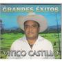 Vitico Casillo - Grandes Exitos Cd Original Nuevo