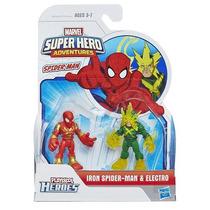 Hasbro A7109- Spider-man 2 Pack Figuras Variadas 5 Cms