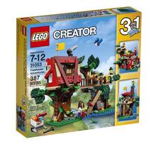 Lego Creator 31053 Treehouse Casa Del Arbol 387 Piezas