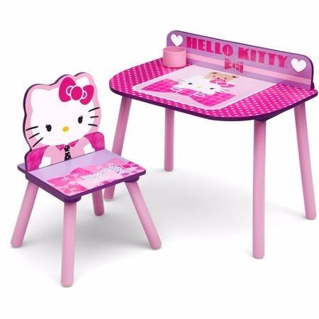 escritorio infantil para nia hello kitty nb