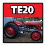 Tractor Agricola Ferguson Te20
