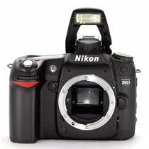 Câmera Nikon D-80 Só Corpo, Pouco Uso! Único Dono!