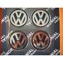 Volkswagen - Adaptacion Logos Para Centros De Llantas