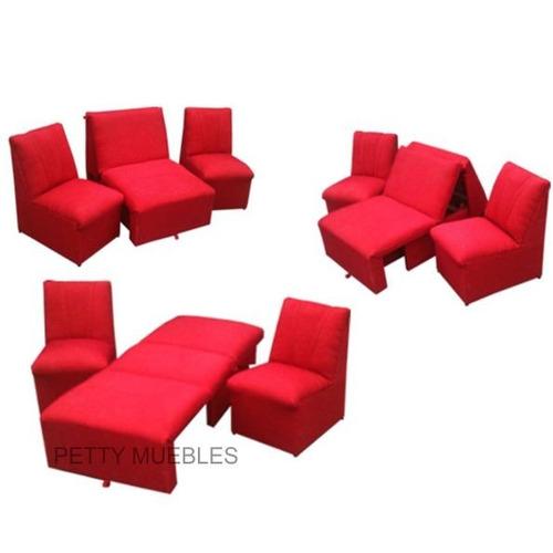 Sofa cama de 1 plaza 2 modulos de 1 cuerpo - Sofas por modulos ...