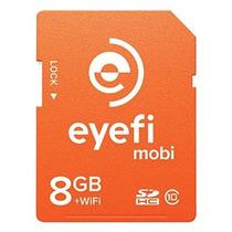 Tarjeta De Memoria De 8 Gb Eyefi Mobi Sdhc Clase 10 De Wi-fi
