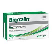 Bioscalin Tratamiento Anticaida C/30tab Giuliani