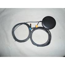 Antena Gsm Gprs + Gps Base Magnetica Tracker Alarma Sma 3 M