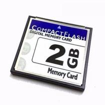 Cartão De Memoria Compact Flash 2 Gb.