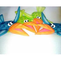 Titeres En Goma Espuma: Pájaritos De Colores Regalos Y Mas