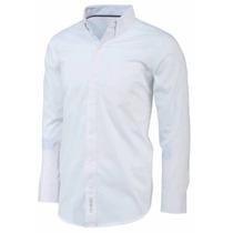 Camisa Gabardina Caballero Blanca