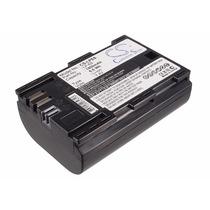 Bateria Pila Lp-e6 Lpe6 Canon Eos 5d 7d Mark Ii 60d 6d 70d