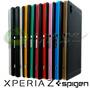 Funda Spigen Sgp Neo Hybrid Sony Xperia Z1 Z2 Z3 + Templado