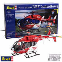 Revell 04897 Airbus Helicopters Ec145 Drf Luftrettung 1:32