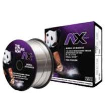 Rollo De Microalambre Ax Tech 1kg 0.035 S/gas De 100/180amp