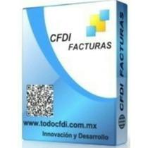 50 Timbres Cfdi Factura Electrónica +programa Gratis