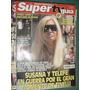 Revista Super Tv Guia 32 Poster Jessica Cirio Susana Gimenez
