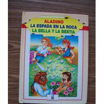 Mi Tesoro Cuentos-aladino-la Espada La Roca-bella Yla Bestia