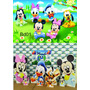 Kit Display De Chão Baby Disney 8 Peças + Painel 2,00x1,40m