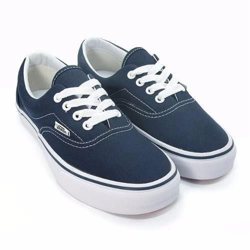 Tenis Vans Skate Original Era Azul -   899.00 en Mercado Libre 78328e9a599