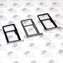 Bandeja Porta Doble Nano Sim Chip Micro Sd Huawei P9 Colores