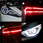 Cinta Led Flexible Luz Faro Mica Aro De Angel Carros 63 Cm