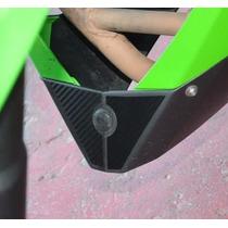 Protetor Spoiler Carenagem Moto Kawasaki Ninja 300 Fret Free