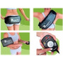 Massage Pro Cinturon Tonificador Termico Vibración Y Calor