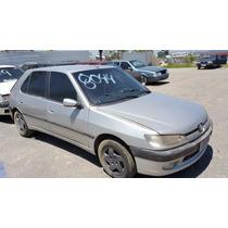 Peugeot 306 Passion Ano: 1999/1999 - Só Peças (sucata)!!