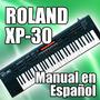 Roland Xp-30 - Manual En Español