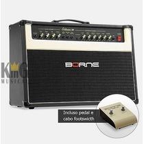Amplificador Guitarra Borne Evidence 100w Cacau Santos