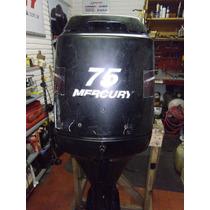 Motor Fuera De Borda Mercury 75 Hp 2 Tiempos Año 2012