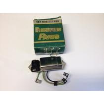 Regulador Voltagem Escort / F1000 Com Alternador Lucas