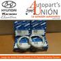 Juego Anillo Piston Grueso 0.10 Hyundai Elantra-tucson