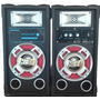 Parlante Bafle Sd/usb Bluetooth Y Radio Fm 6.5 Pulgadas