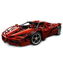 Ferrari Enzo Technic 1359 Peças - 100% Compatível Com Lego