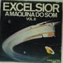 Lp Excelsior A Máquina Do Tempo -vol;6 - E075