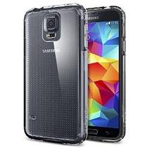 Galaxy S5 Caso, Spigenâ® [serie Hybrid Ultra] Cojin De Aire