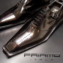 Zapatos Vestir Calados Priamo Italy Hombre [px000120]