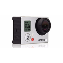 Gopro Câmera Hero 3 White Edition Go Pro Hd Wifi Integrado