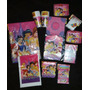 Set Piñata Infantil Princesas Vasos Bandejas Mantel Cubierto