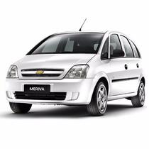 Revestimento 100% Couro Para Bancos Chevrolet Meriva