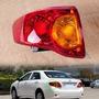 Stop De Toyota Corolla 2009-2010 Derrecho-izquierdo