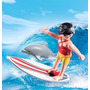 Educando Playmobil Special Plus Niña Con Tabla De Surf 5372