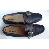 Mocassim Prada Original Italy