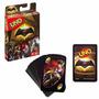Uno Juego De Cartas Mattel Juego De Mesa Batman Vs Superman
