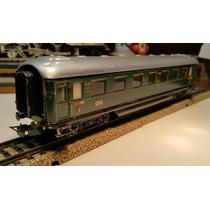 Mda3026: Marklin 346/1 H0. Vagón 2da Clase Pasajeros. Tren