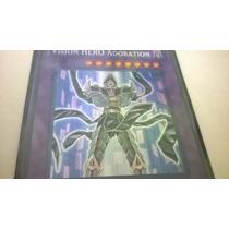 Oferta Yu Gi Oh Vision Hero Adoration