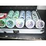 Fichero De Poker De 500 Fichas Numeradas Brillante