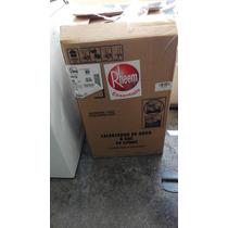 Remato Boiler Rheem 49 Litros Para Gas Natural Nuevo En Caja